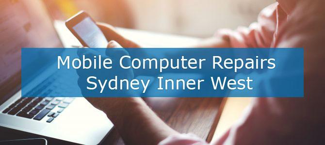 computer repairs inner west Sydney